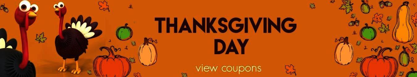 Thanksgiving Day Deals