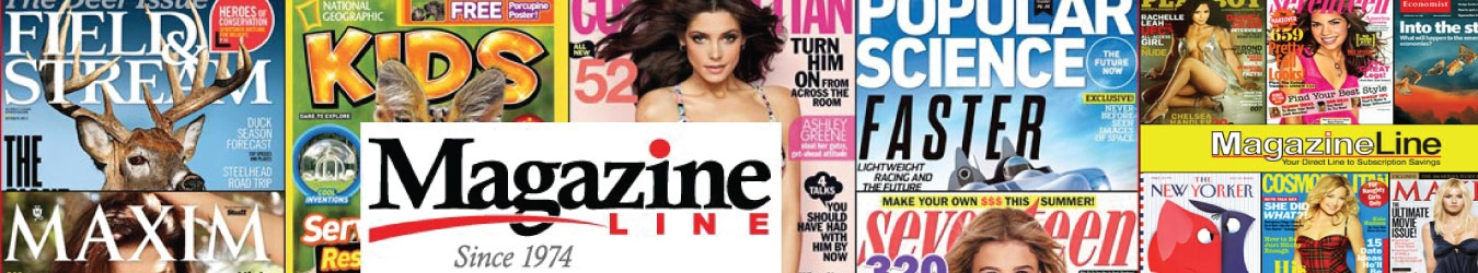Magazine Line Coupons