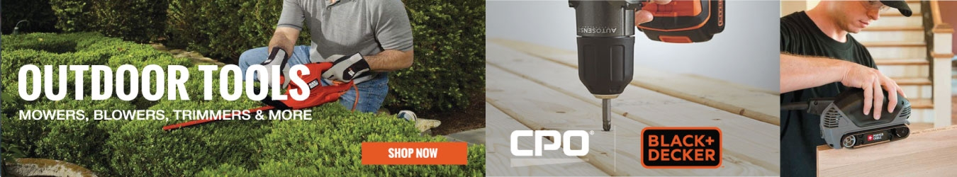 CPO Black And Decker Coupons