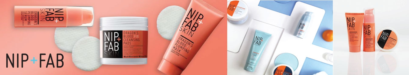Nip and Fab Coupons
