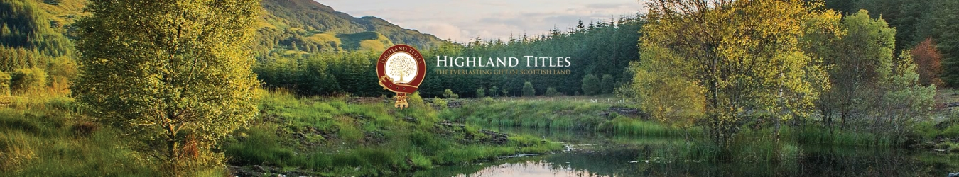 Highland Titles Coupons