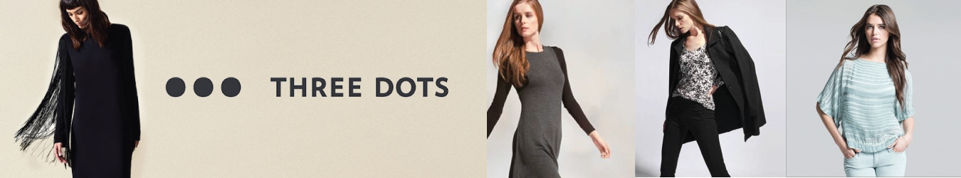 Shop Three Dots Coupons