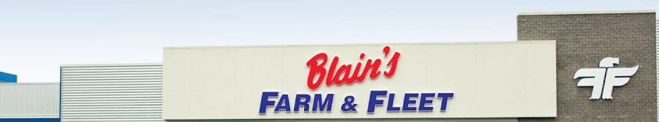Blain`s Farm & Fleet Coupons