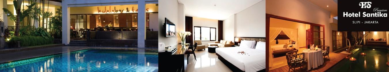 Santika Hotels and Resorts Coupons