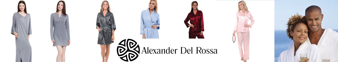 Alexander Del Rossa Coupons