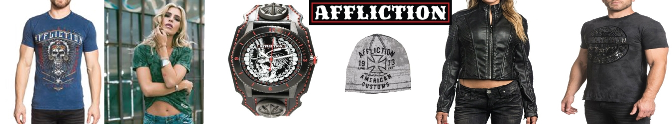 Affliction Coupons