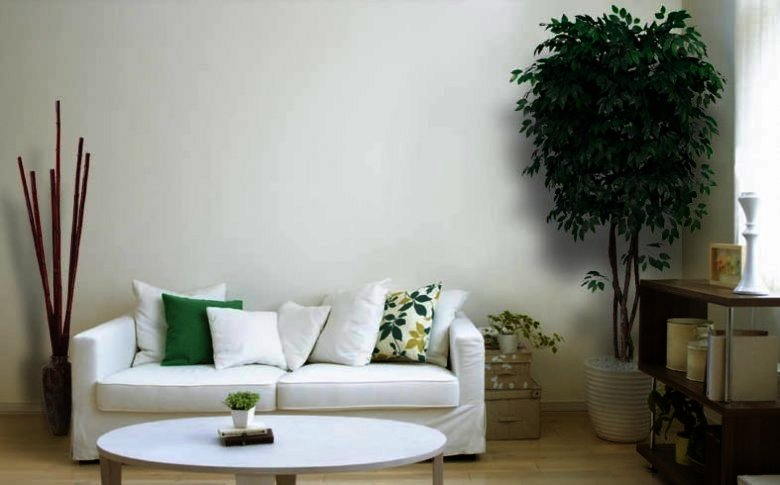 indoor artificial plants