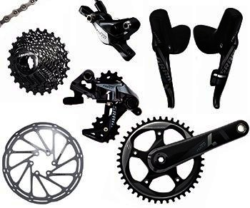 road bike groupset