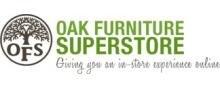 Oak Furniture Superstore vouchers