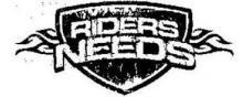 Riders Needs