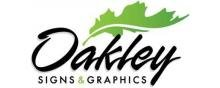 Oakley Signs And Graphics
